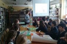 Auginkime klasėje savo knygų medį