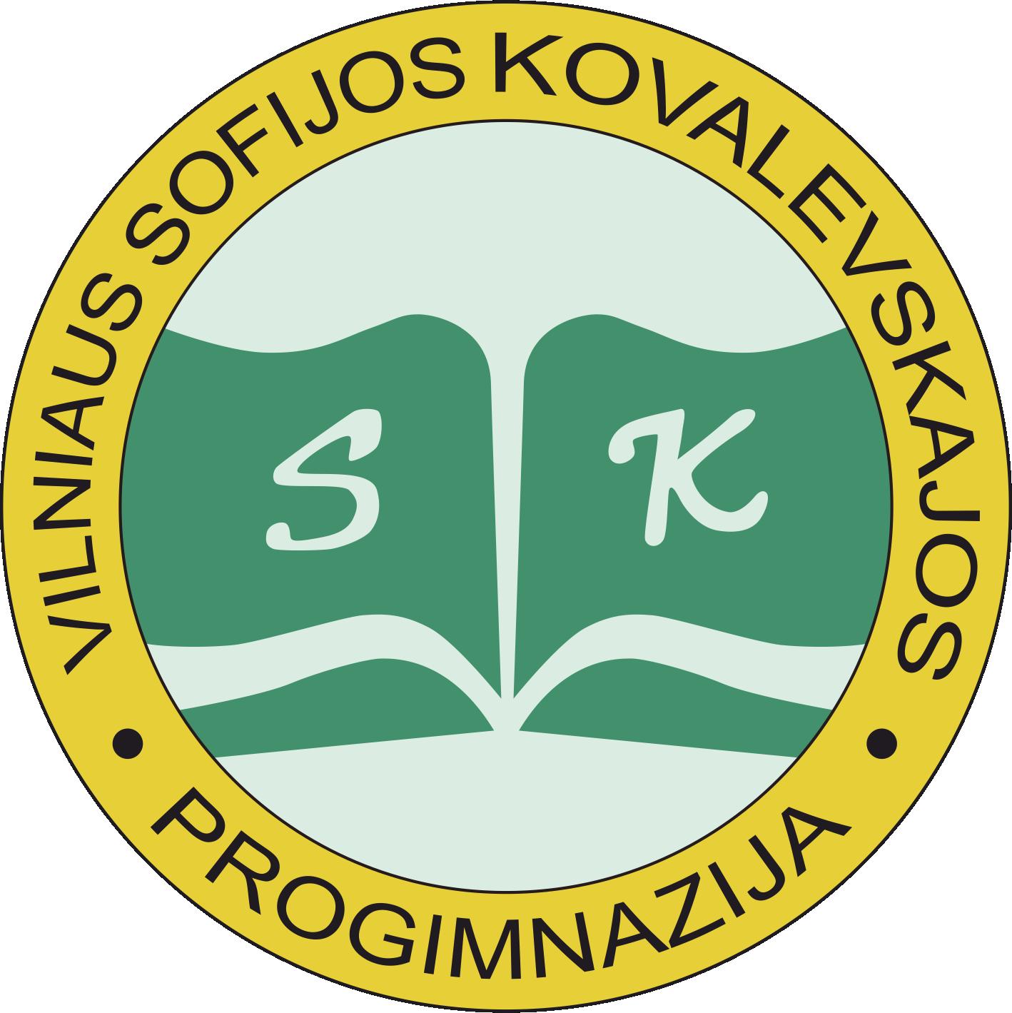 Atributika Vilniaus Sofijos Kovalevskajos Gimnazijaprogimnazija