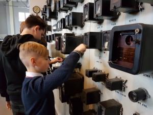 Ekskursija į Energetikos ir technikos muziejų