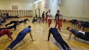 (LT) Gatvės gimnastika – puikus būdas skatinti jaunimą gyventi aktyviai.