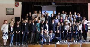 Europos diena gimnazijoje