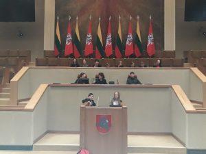 Ekskursija į Seimą