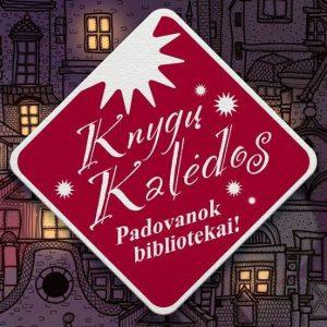 """Akcija """"Knygų Kalėdos"""" vėl keliaus per Lietuvos bibliotekas"""