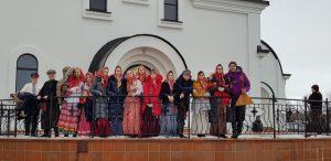 Tarptautinis folkloro festivalis Klaipėdoje