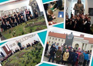 Ekskursija į Lietuvos nacionalinį muziejų