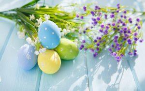 Sveiki sulaukę gražiausios pavasario šventės – šventų Velykų!