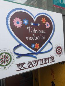 """Кepyklа """"Vilniaus meduoliai"""""""