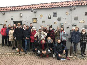 Netradicine istorijos pamoka Vilniaus senamiestyje