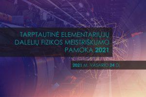 Tarptautinė elementariųjų dalelių fizikos meistriškumo pamoka