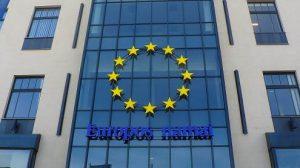 Užsiėmimas su Europos informacijos centru