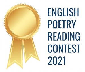 Meninio skaitymo konkursas anglų kalba