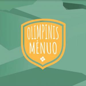 Olimpinis mėnuo 2021